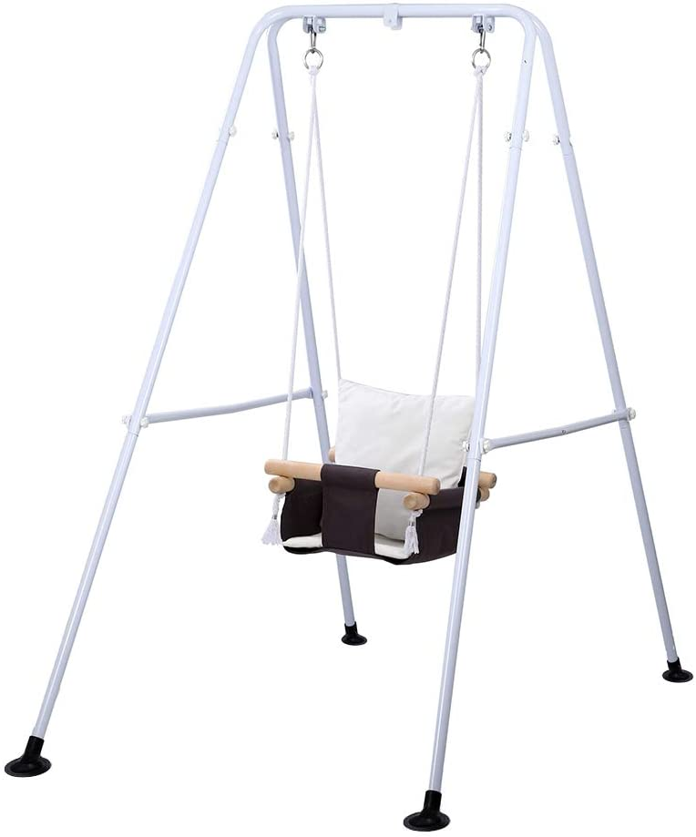 Swing sets for small yards